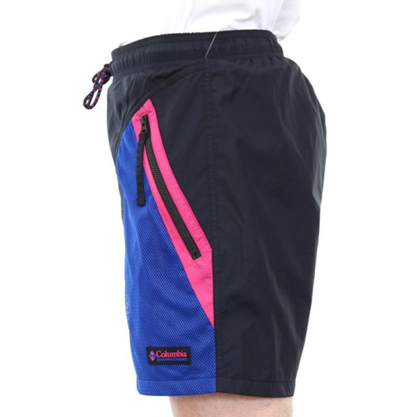 Columbia Hose - Riptide Shorts - Black / Blue / Pink