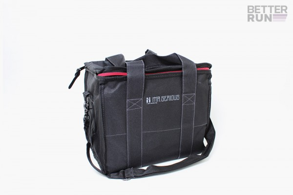 Mr. Serious Shoulder Bag 12 Pack