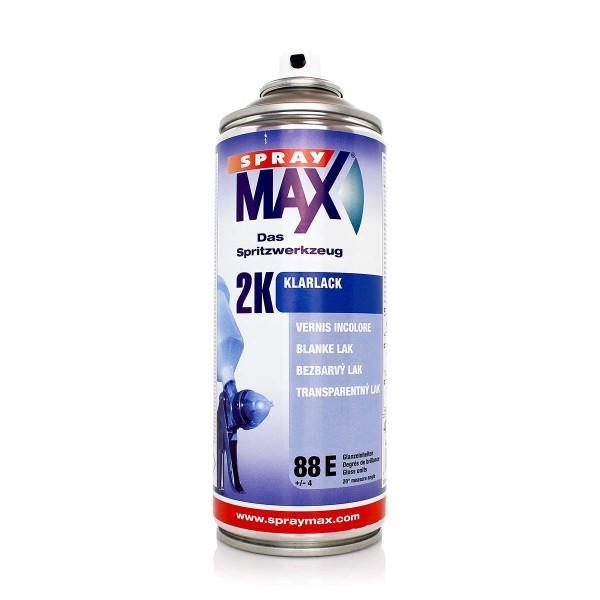 SprayMax 2K Klarlack 400ml - Glanz