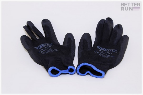 Hygostar Mehrzweck-Handschuhe BLACK ACE