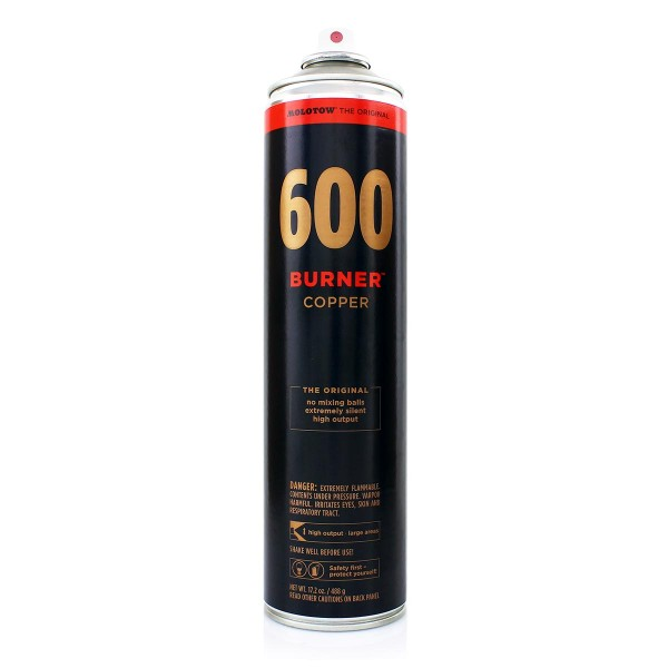 Molotow Burner Copper 600ml - Kupfer