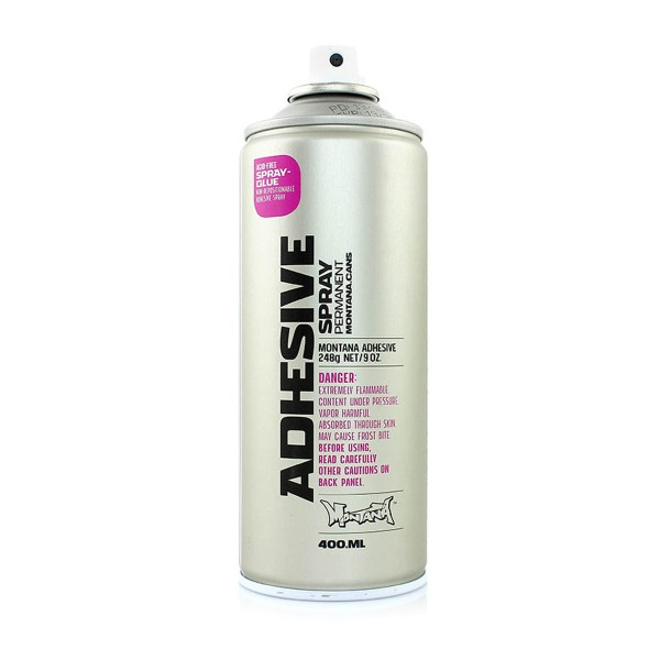 Montana Cans Adhesive 400ml - Farblos