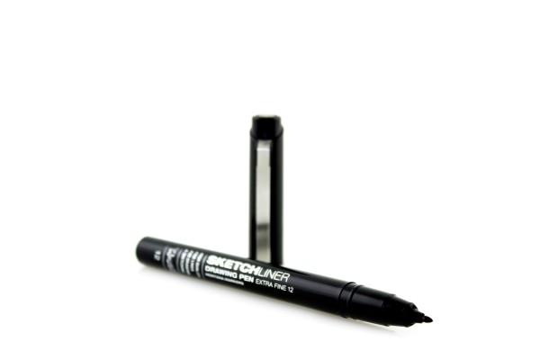 Montana SketchLiner 1,2mm - Schwarz
