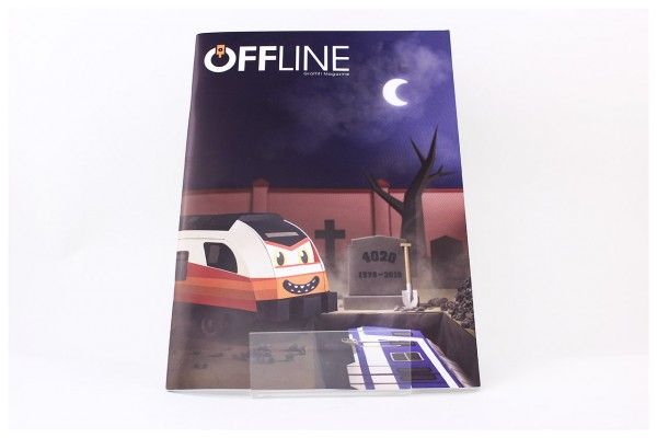 OFFLINE Graffiti Magazine - Vol. 7