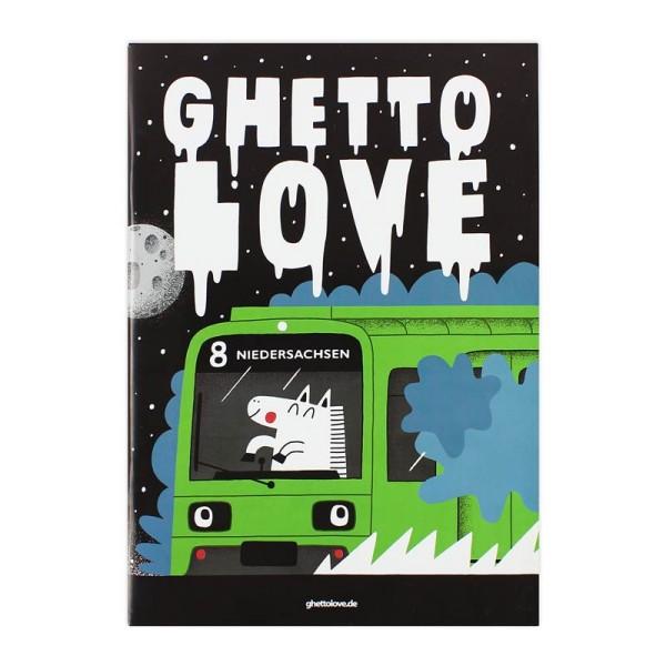 Ghettolove Magazin #08