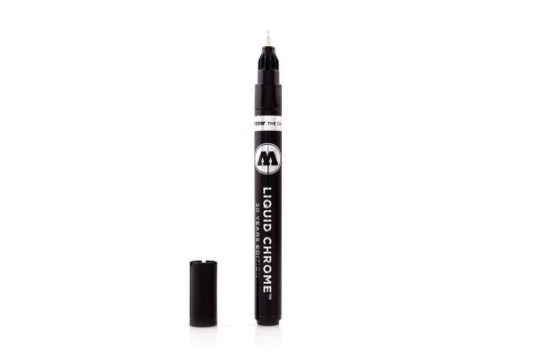 MOLOTOW Marker Liquid Chrome 1mm