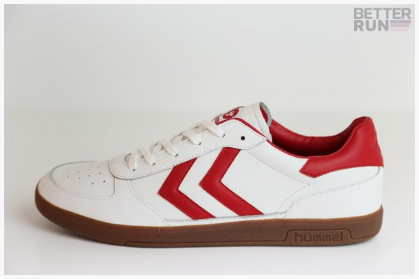 Hummel Sneaker - Victory Leather - White