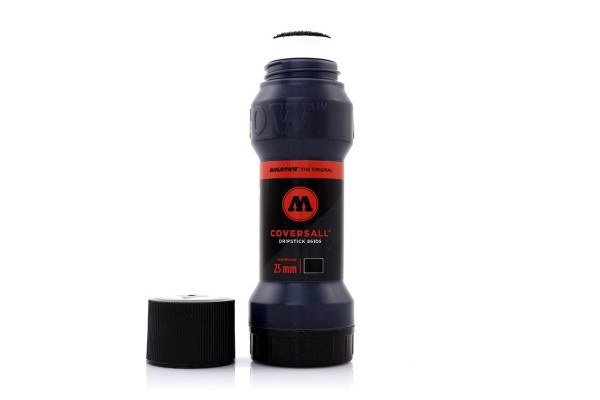 MOLOTOW Marker - 861DS CoversAll Dripstick 25mm - Black