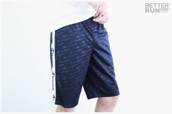 Champion Hose - Bermuda Shorts - Navy White