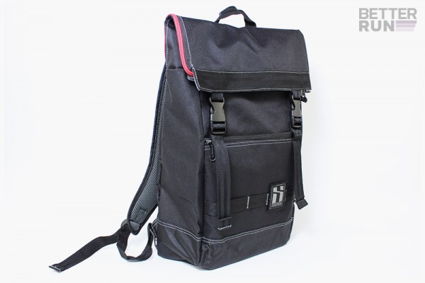 Mr. Serious To Go Backpack - Schwarz