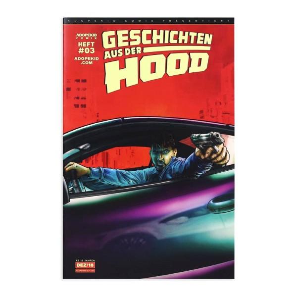 Adopekid Comix Geschichten aus der Hood - Standard Edt. 03