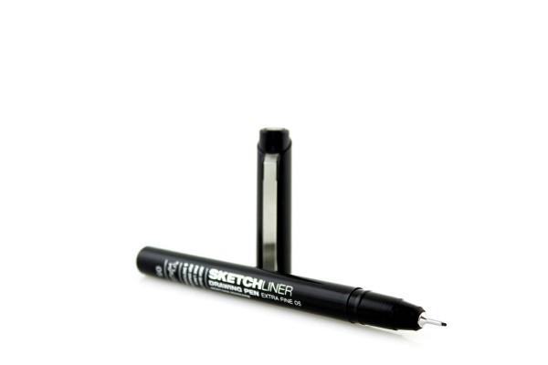 Montana SketchLiner 0,5mm - Schwarz
