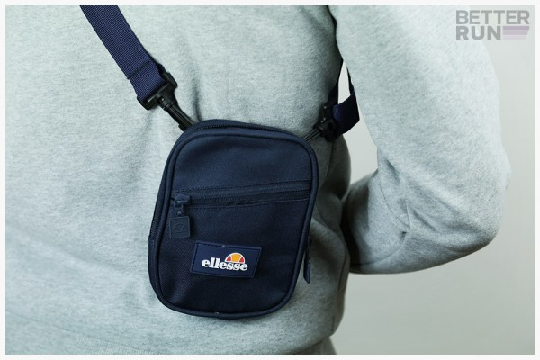 Ellesse Herritage Tasche - Grecco Small Item Bag - Navy