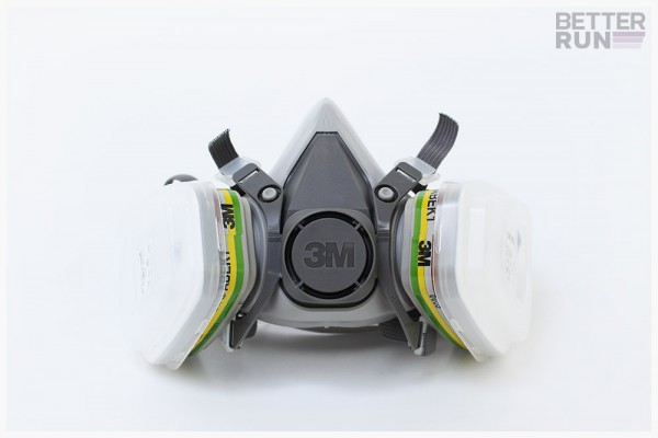 3M Atemschutz Halbmaske 6300L Set