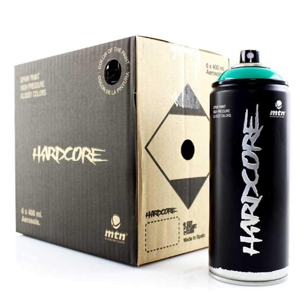 MTN Cans Hardcore 400ml Sixpack Aktion - 12 Farben