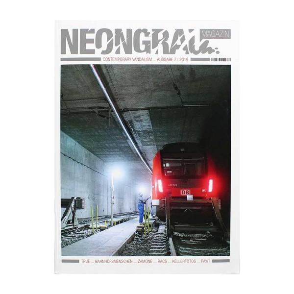 NEONGRAU Magazin - Ausgabe 7