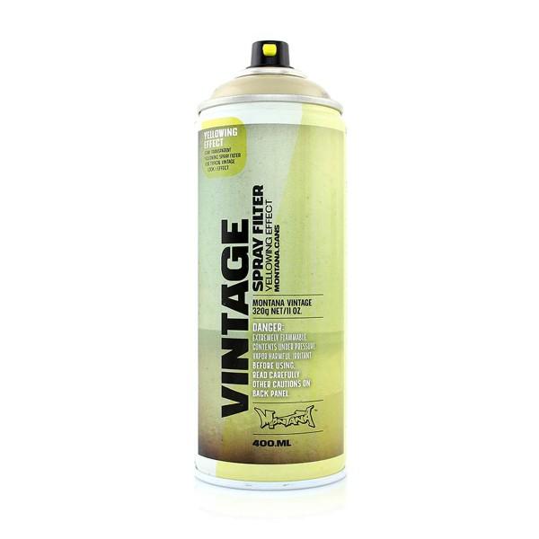 Montana Vintage Spray Effekt 400ml - Semi-Transparent