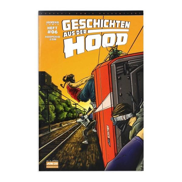 Adopekid Comix Geschichten aus der Hood - Standard Edt. 06