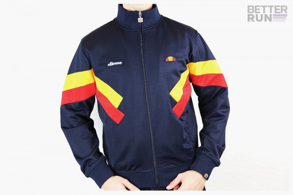 Ellesse Heritage Jacket - Cheroni - Dress Blues