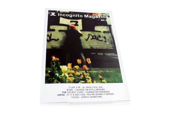 Incognito Magazine Issue 25