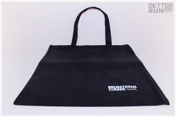 Montana Beutel Black PP Bag