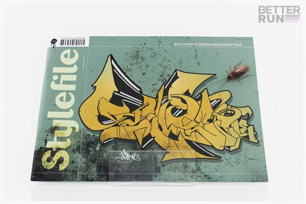 Stylefile Graffiti Magazin - Issue 52