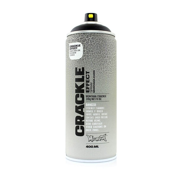 Montana Cans Crackle 400ml - 6 Farben