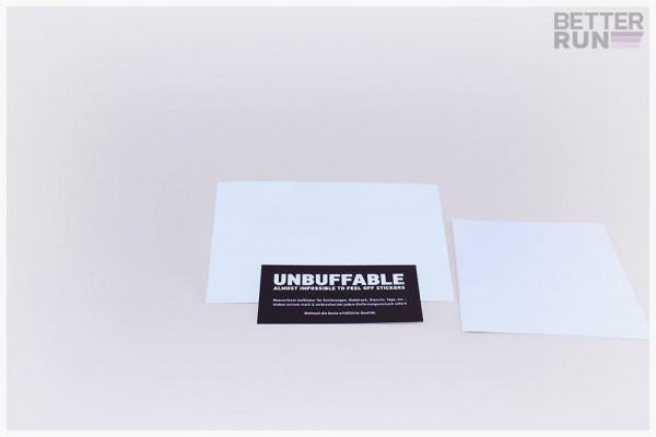 MTN Unbuffable Sticker Medium - 6 Stück