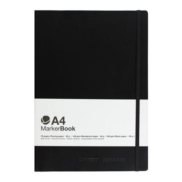 MTN Markerbook A4 Hochformat