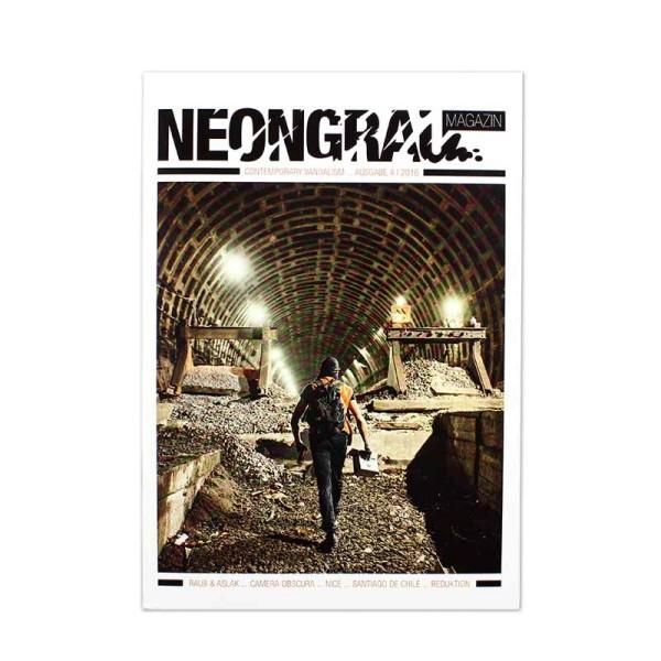 NEONGRAU Magazin - Ausgabe 4