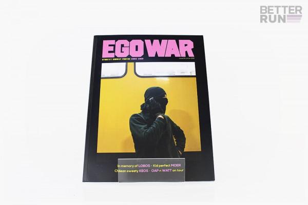 Egowar Magazine Issue 19