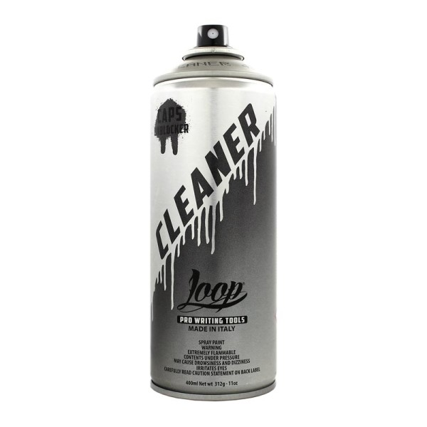 Loopcolors Cans Tech Cleaner 400ml - Reiniger