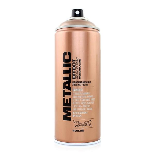 Montana Cans Metallic 400ml - 15 Farben