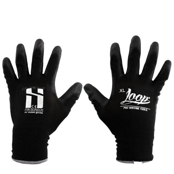 Mr. Serious x Loopcolors Handschuhe - Looper Gloves