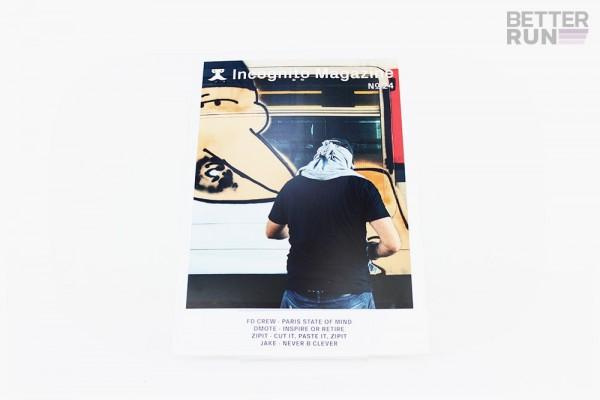 Incognito Magazine Issue 24