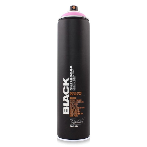 Montana Cans Black Extended 600ml - 14 Farben