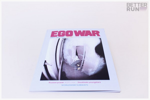 Egowar Magazine Issue 18
