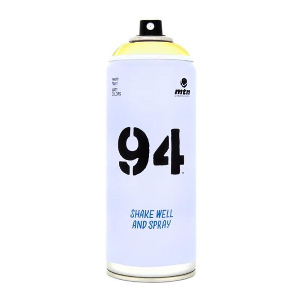 MTN 94 Cans Transparent 400ml - 10 Farben