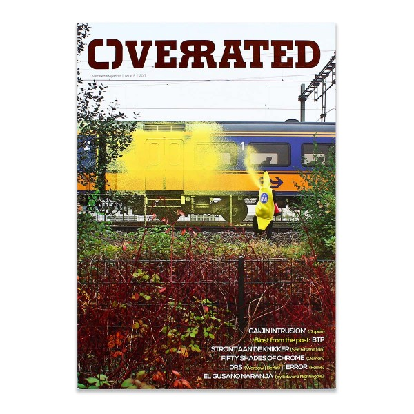 OVERRATED Magazine - Issue 5