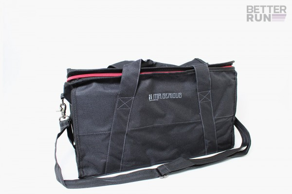Mr. Serious Shoulder Bag 18 Pack