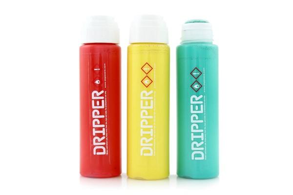 Dope Dripper 18mm Squeezer - 12 Farben