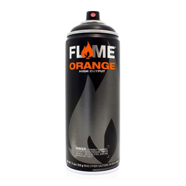 Flame Orange 400ml - 118 Farben