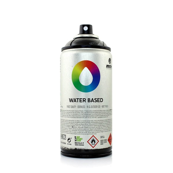 MTN Cans Water Based Semitransparent 300ml - 2 Farben