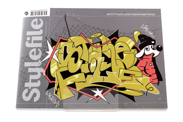 Stylefile Graffiti Magazin - Issue 54