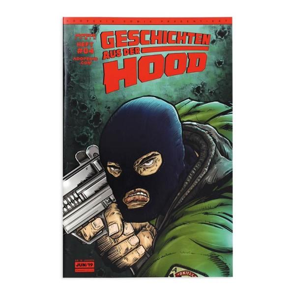 Adopekid Comix Geschichten aus der Hood - Standard Edt. 04