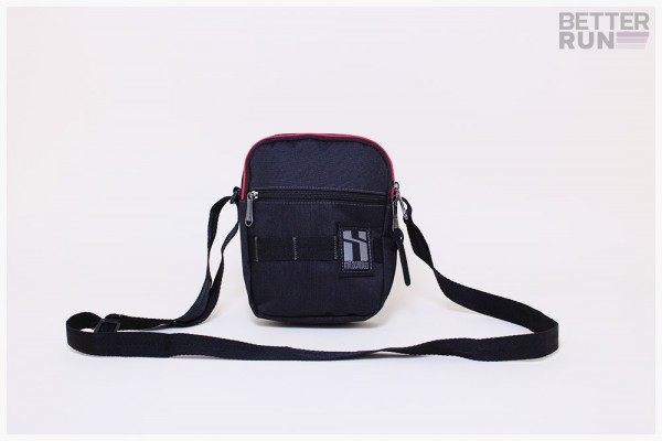 Mr. Serious Platform Pouch Bag - Schwarz