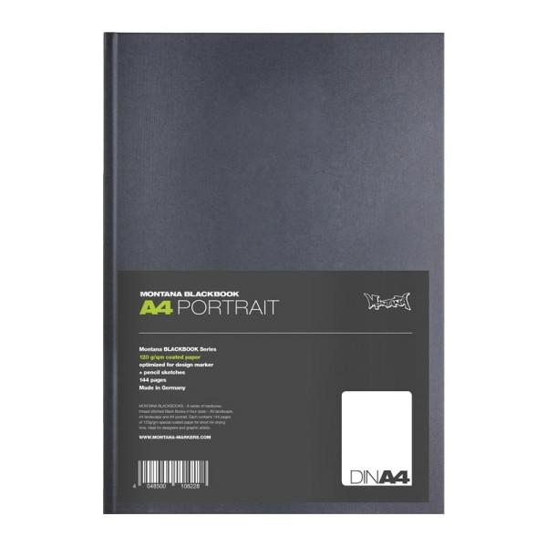 Montana Blackbook - A4 Hochformat