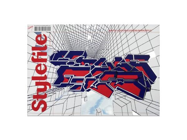 Stylefile Graffiti Magazin - Issue 50