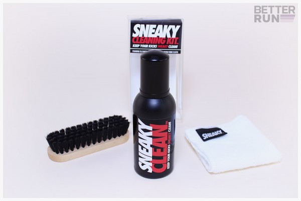 Sneaky Cleaning Kit