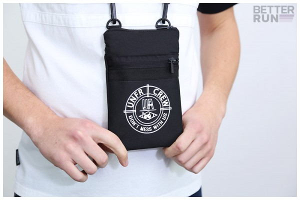 Unfair Athletics Tasche - Pusher Bag - Black